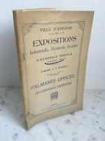 Seesport Oficial Ciudad Avignon 1907