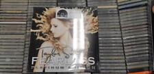New Taylor Swift Fearless Crystal Clear & Metallic Gold Vinyl 2 LP RSD FREE SHIP