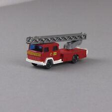 Spur N 1:160 Wiking Magirus Deutz Feuerwehr Drehleiter DL30 NEU