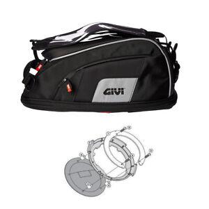Givi Motocicleta Motos Set BMW S1000 RR Desde BJ.10- XS307 15L + Bf Tankring
