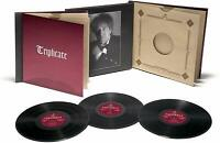 Bob Dylan Triplicate 3 VINYL 180G RECORD DELUXE NUMBERED VINTAGE BOX EDITION
