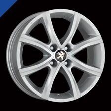 """Cerchi in lega Peugeot 206 207 208 306 307 308 da 15"""" Nuovi Offerta Silver"""