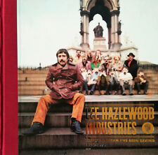 LITA-109: Lee Hazlewood - There's a Dream I've Been Saving 1966-1971, 2013 5disc