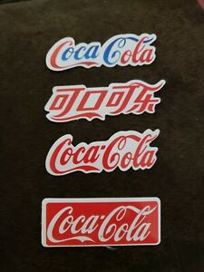 Coca-Cola Sticker Bundle