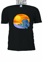 Disney Lilo & Stitch Family Funny T-shirt  Men Women Unisex V132