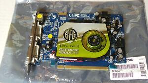BFG Tech Nvidia GeForce 7600GT OC 256 Mb PCI-E new