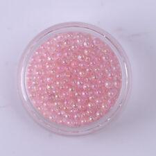 3D Nagelsticker Blase Kaviar Nagel Perlen Stud Nail Art Bubble Caviar Beads