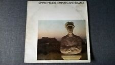 SIMPLE MINDS - EMPIRES AND DANCE .     LP.