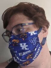 Face mask  UNIVERSITY OF KENTUCKY - All Sizes - Handmade