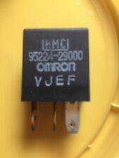 Hyundai Black Relay OMRON 95224-29000 4 Pin