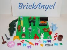 NEW LEGO Friends Pets & Animals 17+ Dolphin Cat Pony Puppy Parrot Alligator