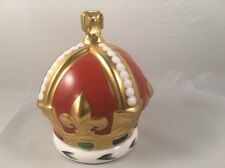 Royal Crown Derby Limited Edition Paperweight Queen Mother 100 Years Unboxed!