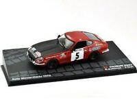 Datsun 240Z 1972 #5 Rally Monte Carlo R.Aaltonen/ J.Todt,Scale 1:43 by Altaya