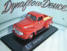 Minichamps 1 43 1948 Ford F-1 F 1 Pickup 100 Year Anniversary Heart & Soul