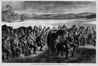 SCOTTISH COVENANTERS ARMED AND PREPARED BEFORE BATTLE OF DRUMELOG PRESBYTERIAN