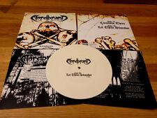 "MORDBRAND - Kolumbarium  7"" EP White Vinyl LTD 200"