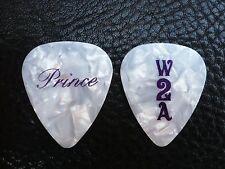 Prince Welcome 2 America Tour W2A Guitar Pick
