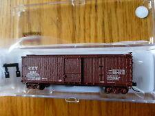 Atlas N #45766 USRA Boxcar General Equipment Trust Rd #3393