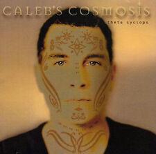 CALEB'S COSMOSIS - THETA CYCLOPS - 14 TRACK MUSIC CD - BRAND NEW - E774