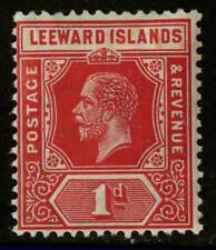Leeward Islands  1912  Scott # 48  Mint Lightly Hinged - F
