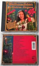 ANDREA JÜRGENS Weihnachten mit Andrea Jürgens .Orig.1992 BMG CD TOP