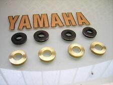 Yamaha xs 650 4x 90201-10131 4x 90210-10004 Cylinder Head Nut washer seal plate