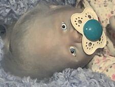 "Reborn Fantasy Ice Baby Savannah Kit From Bb 19"" Doll Artist Gingerlynn Ooak"