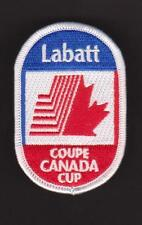 CANADA COUPE CUP LABATT 1976 WINTER OLYMPICS NHL PATCH