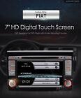 AUTORADIO FIAT BRAVO NAVIGATORE GPS DVD USB SD DVX MP3 CANBUS CON RETROCAMERA XT