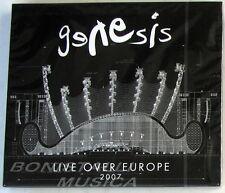 GENESIS - LIVE OVER EUROPE 2007 - 2 CD Sigillato