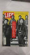 Life Magazine September 23rd 1966 100 Violent Years China Series Publisher Time