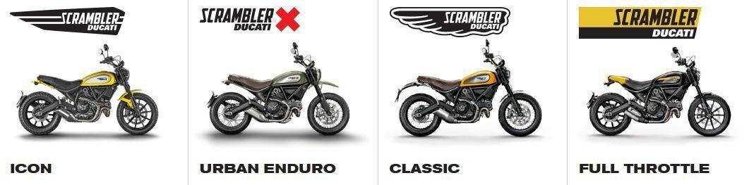 Italienische Motorräder - Ducati