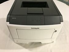Lexmark Ms310d Workgroup Laser Printer - Page Count 1778