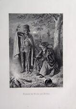 Wilhelm Camphausen Friedrich der Große Ziethen Husar Uniform orden Lange Kerls