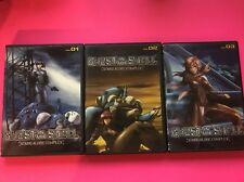 Dvd Ghost In The Shell Stand Alone Complex 1-3 US Manga Prints