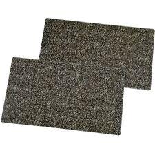 Kesper Multi Glas Schneideplatte Granit, 2 Stück, 52x30 cm, Herd Abdeckplatte