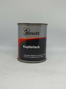 albrecht Kupferlack 125 ml (flugrost)