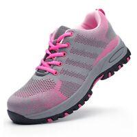 1 Paire Femme Chaussures de Sport Décontractées Gym Marche Sneakers Taille 35-40