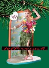 "I Love Lucy ""Hawaiian""  Carlton Ornament   *SALE*"