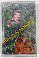 Manolito RodrigueZ Me Voy De Parranda CAMPO RECORDS Cassette Sealed
