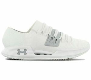 Under Armour UA Speedform AMP 3.0 White Workout / Training / Gym Shoes Trainers