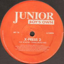 X-PRESS 2 - The Sound - Junior Boy's Propres
