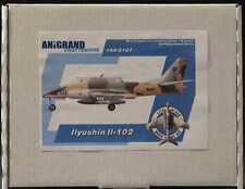 Anigrand Models 1/72 ILYUSHIN IL-102 Russian Armored Ground Attack Aircraft