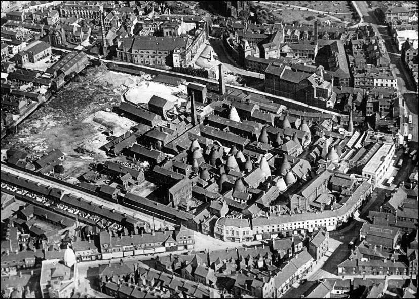 ONCE UPON A TIME IN THE POTTERIES