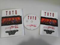 TOTO LIVE AT MONTREAUX 1991 LIVE CONCERT DVD MULTIZONA 70 MIN