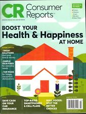 Consumer Reports March 2017 Boost Your Health & Happiness At Home Reviews Rating