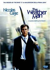 DVD • The weather Man NICOLAS CAGE ITALIANO