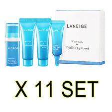 LANEIGE Water Bank Trial Kit (4 items) 11 SET / Basic Skin Care Kit
