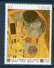 TIMBRE 3461 NEUF XX LUXE - LE BAISER DE GUSTAV KLIMT