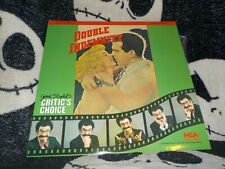 Double Indemnity Laserdisc Ld Billy Wilder Fred MacMurray Free Ship $30 Orders